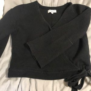 texture and thread sweater